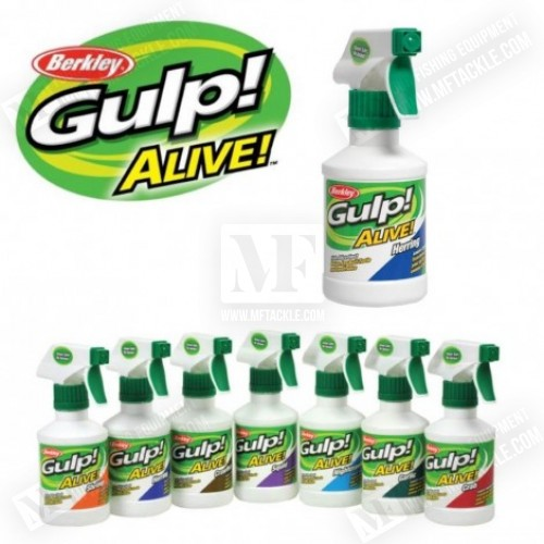 BERKLEY Gulp Alive Attractant 237ml