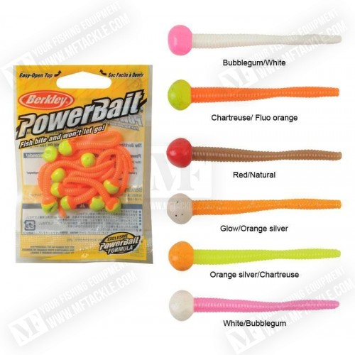 BERKLEY PowerBait Floating Mice Tail 3in - 8cm