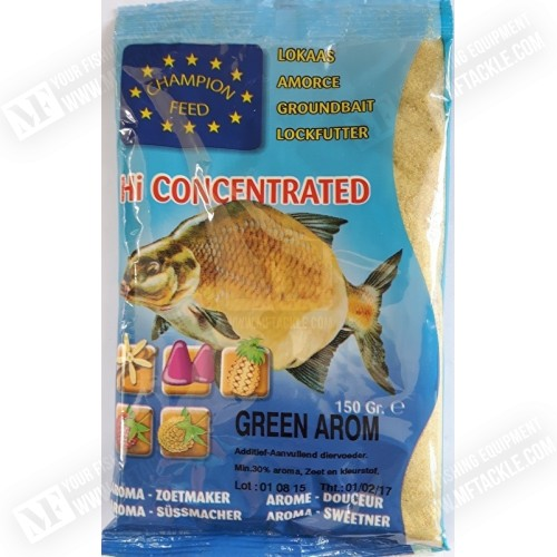 CHAMPION FEED Greenarom 150gr