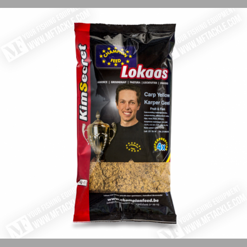 CHAMPION FEED Kim Carp Yellow 1kg