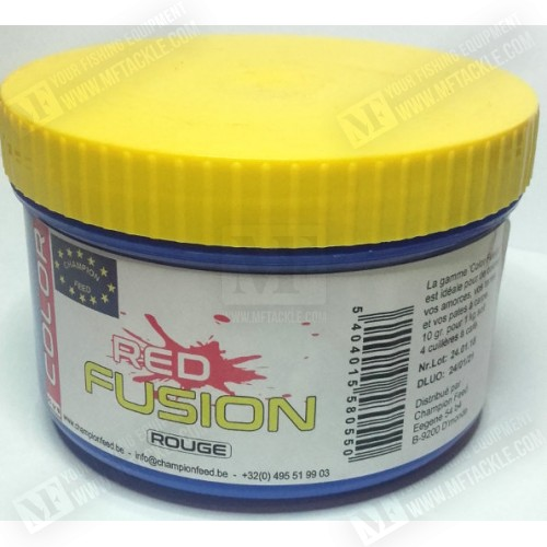 CHAMPION FEED Color Fusion Red 100gr