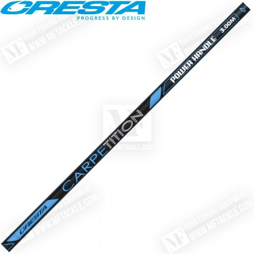 CRESTA Carpetition Power Net Handle 3.00m