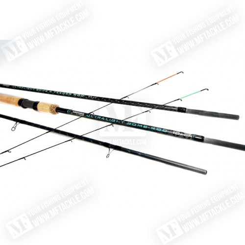 DRENNAN Ultralight Bomb & Feeder Rod 10ft to 11ft