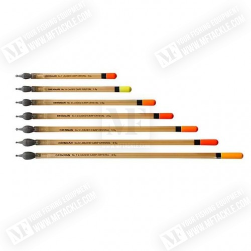 DRENNAN Loaded Carp Crystal