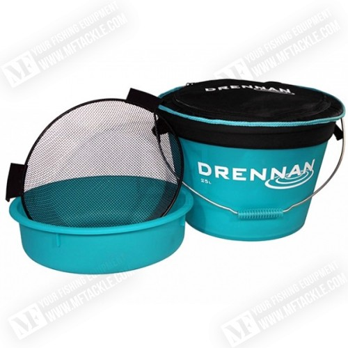 DRENNAN Bait Bucket Set 25L