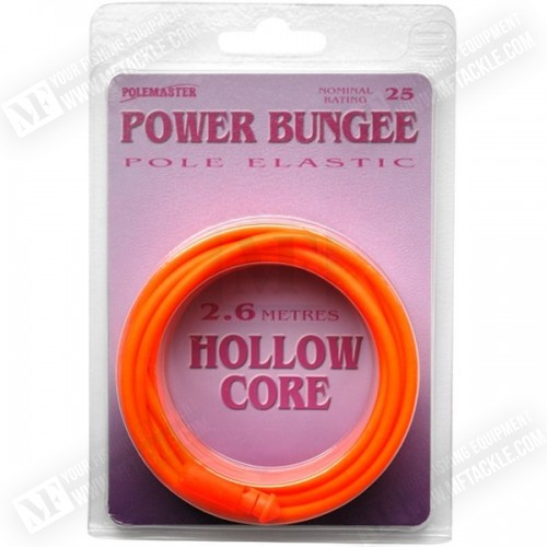 DRENNAN Power Bungee - Orange 25 Hollow